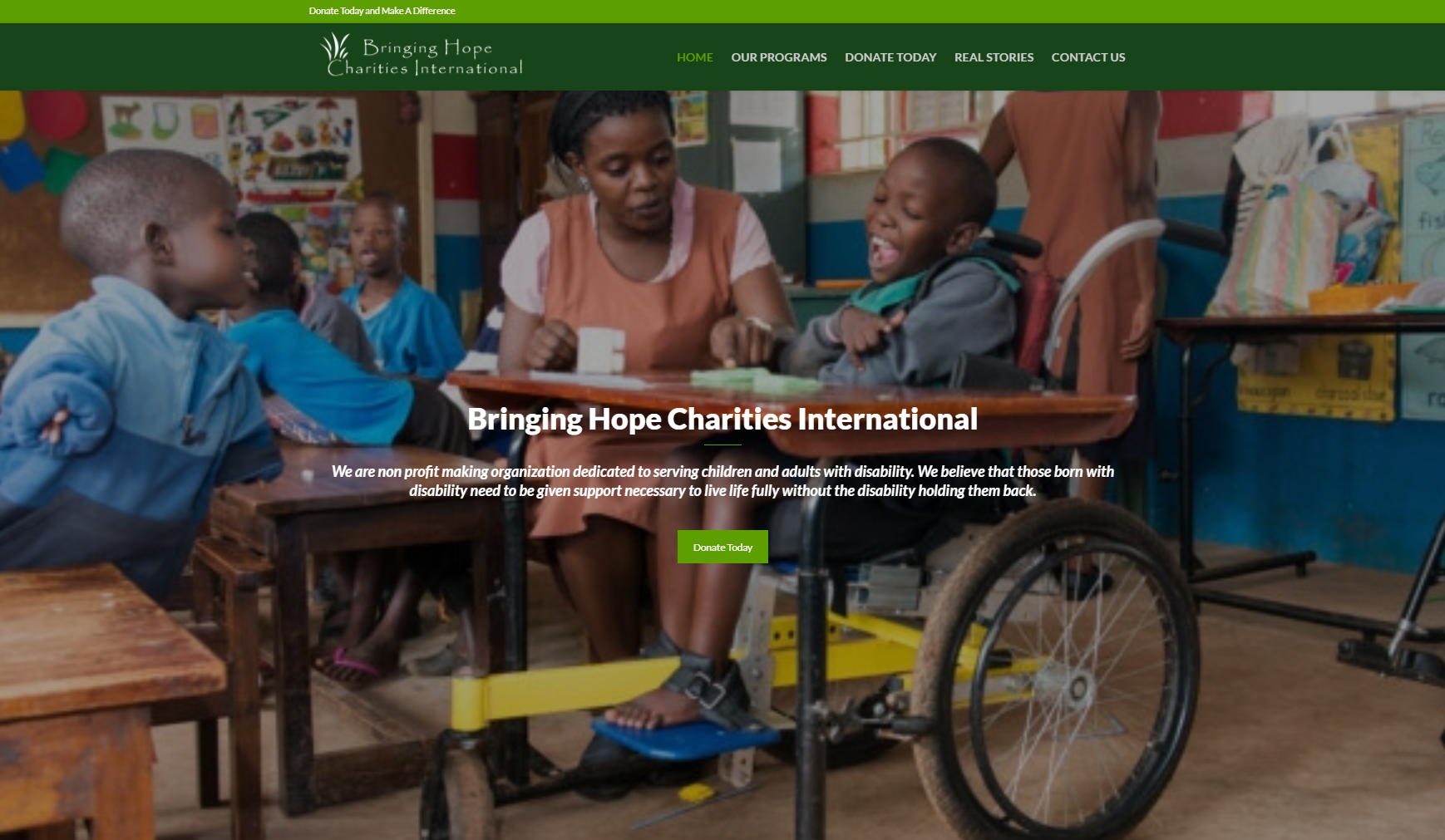 Bringing Hope Charitites International