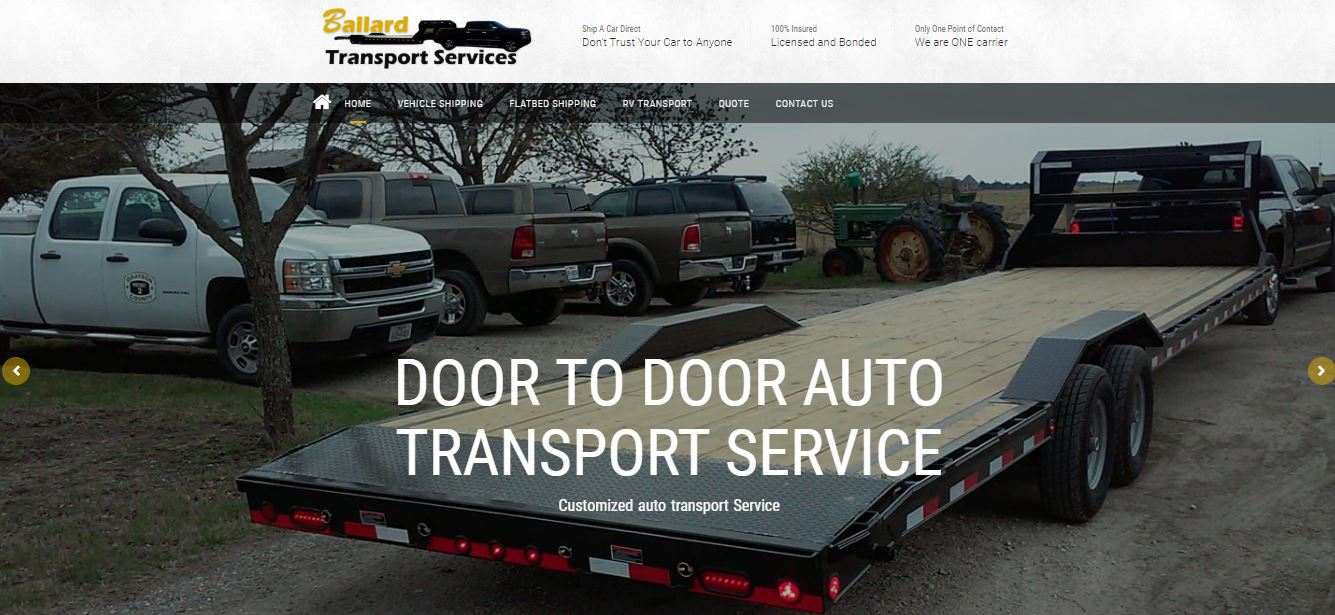 Ballard Transport Services
