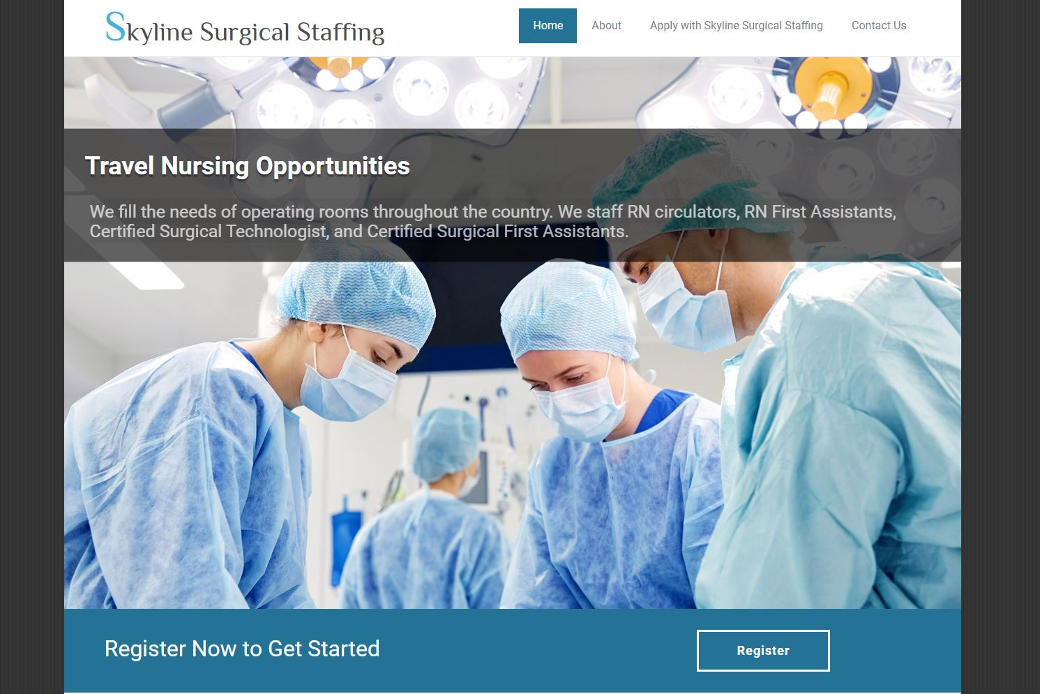 Skyline Surgical Staffing